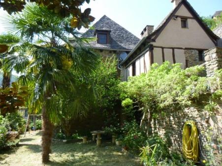 Vendre maison CONQUES  283 500  €