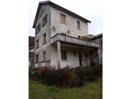 vente maison Nouzonville 180m2 53000€