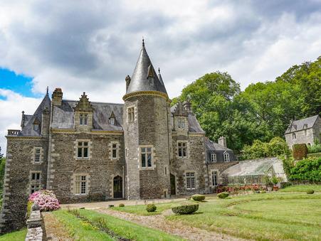 10 vente chateau MORLAIX 1560000 €
