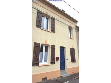Achat maison PONT REMY 80 m² 91 000  €