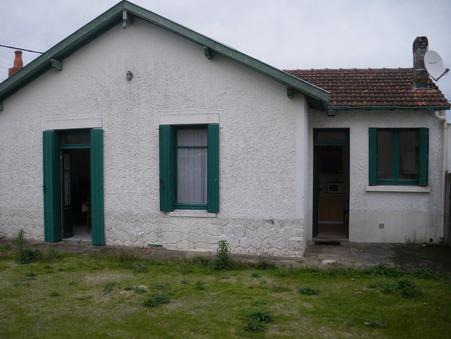 vente maison Saint-Georges-de-Didonne 157500 €