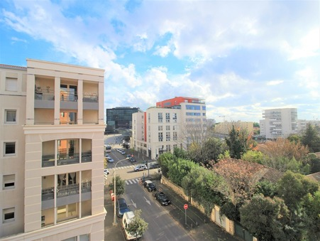 Achat appartement MONTPELLIER 44 m²  179 000  €