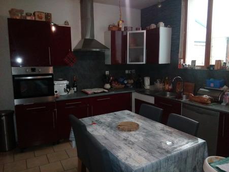 vente maison HAYBES SUR MEUSE 120m2 109000€