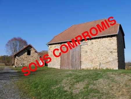 vente maison COUSSAC BONNEVAL 74m2 49500€