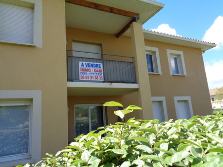 vente appartement PINS JUSTARET 61m2 129000€