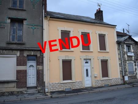 vente maison Bogny sur meuse 180m2 49900€