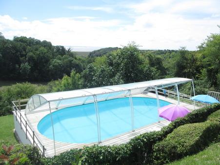 vente maison CHENAC ST SEURIN D'UZET 139m2 346500€