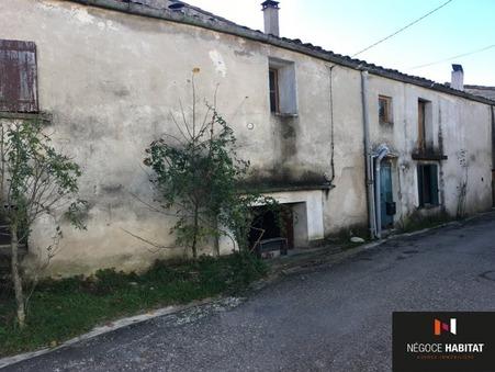vente maison claret 100m2 109000€
