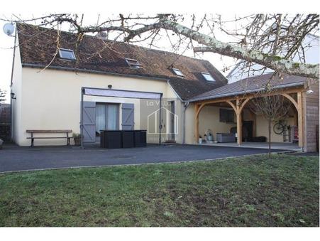 Vente maison ENTRE ANET ET BUEIL 96 m²  199 000  €