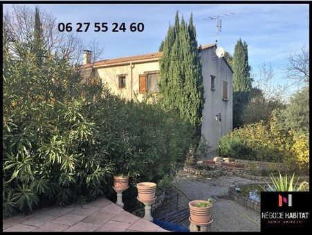 vente maison calvisson 130m2 428000€