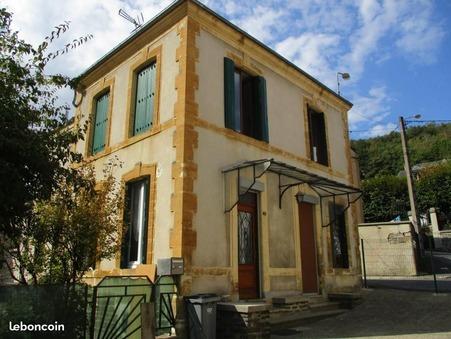 vente maison BOGNY SUR MEUSE 75000 €