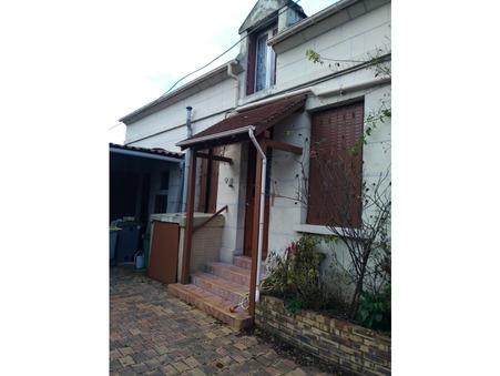 vente maison Saint-Vaast-lès-Mello 70m2 110000€