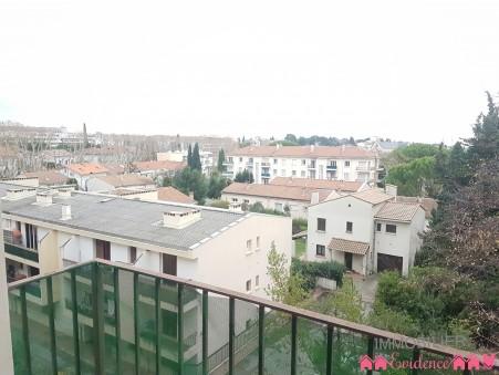 vente appartement MONTPELLIER 58.56m2 159600€