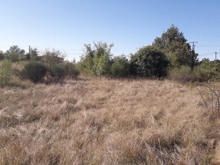 vente terrain LABASTIDE GABAUSSE 1430m2 32890€