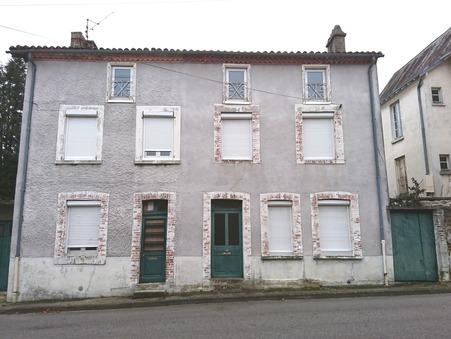 vente maison BELLAC 55000 €