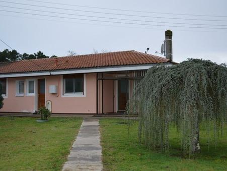 vente maison Captieux 132500 €
