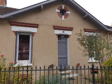 maison  74500 €