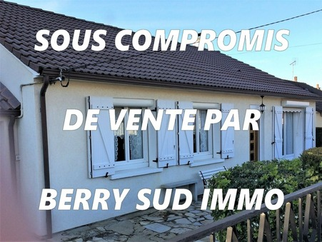 vente maison SANCOINS 92m2 81000€