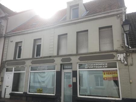 vente maison ETAPLES 0m2 262500€