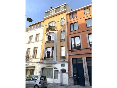 vente Immeuble de rapport Bruxelles 410m2 689000€
