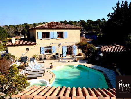 vente maison LES PENNES MIRABEAU 600000 €