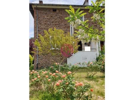 vente maison DECAZEVILLE 91m2 97200€