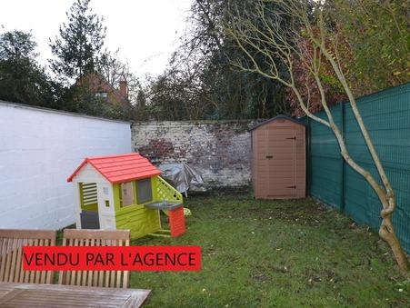vente maison MONS BAROEUL 85m2 198000€