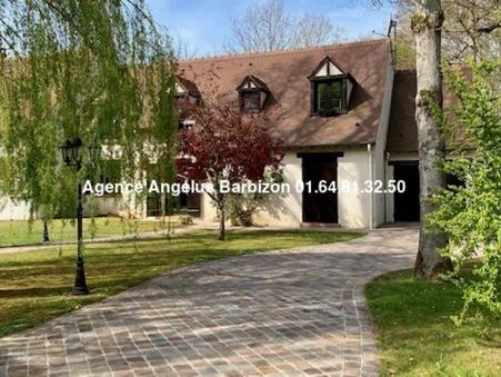 vente maison NOISY SUR ECOLE  639 000  € 263 m�