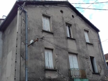 Achat maison Salles-du-Gardon 35 000  €
