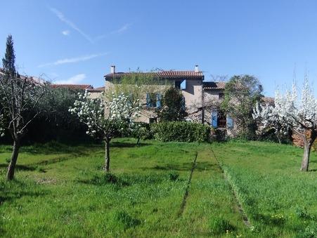 vente maison CARPENTRAS 227m2 450000€
