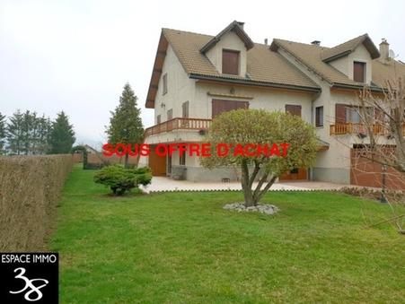 vente maison SAINT-JEAN-D-HERANS  199 000  € 142 m�