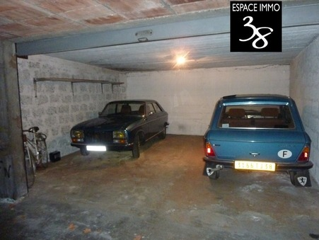 vente parking GRENOBLE 30 000  € 30 m²
