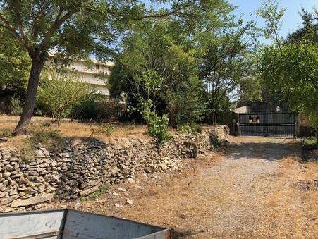 A vendre terrain NIMES 323 m²  115 000  €