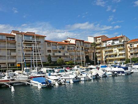 Vente appartement CANET PLAGE 85 000  €