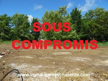 Achat terrain TONNAY CHARENTE 37 700  €