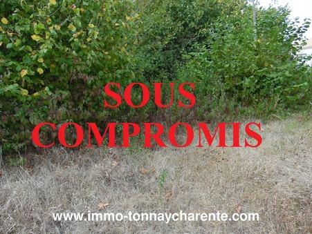A vendre terrain TONNAY CHARENTE 52 600  €
