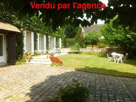 A vendre maison Saint-fargeau-ponthierry  485 000  €