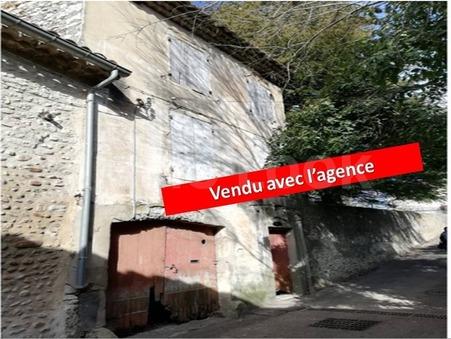 A vendre maison DONZERE 45 000  €