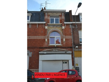 vente maison MONS BAROEUL 150m2 290000€
