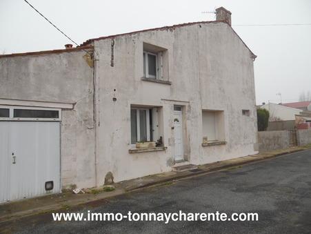 Acheter maison TONNAY CHARENTE  126 500  €