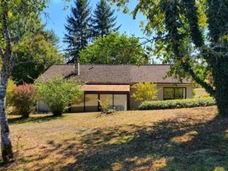 vente maison COUSSAC BONNEVAL 110m2 165000€