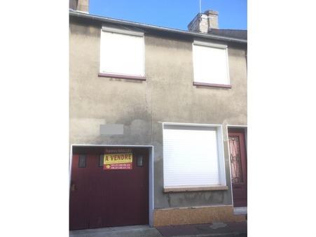 vente maison ETAPLES 66.9m2 126000€