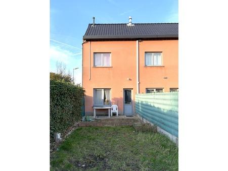 vente maison Ternat 90m2 199000€
