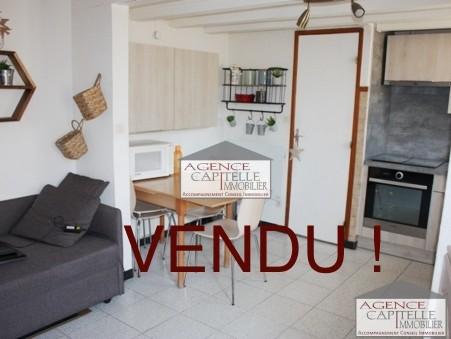 A vendre maison MIREVAL 98 000  €
