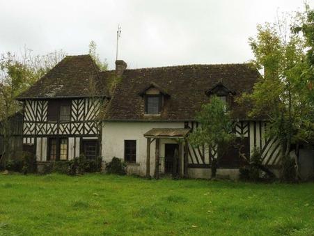 vente maison LISIEUX 120m2 168000€