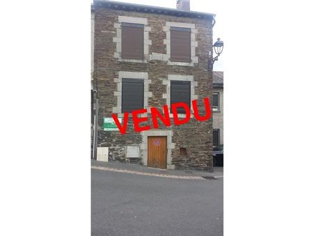 Vente maison Deville 39 000  €