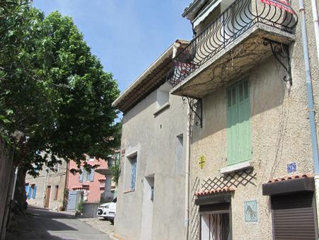 Vente maison SAINT ZACHARIE  170 000  €
