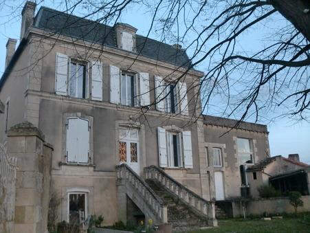 vente maison CHAUVIGNY 309m2 335000€