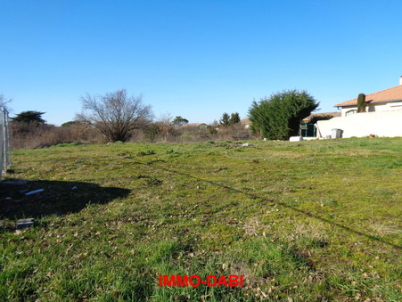 vente terrain Cugnaux 800m2 202000€