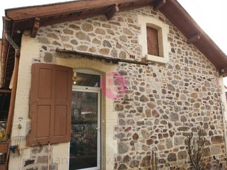 vente maison AUBIN 57m2 45600€